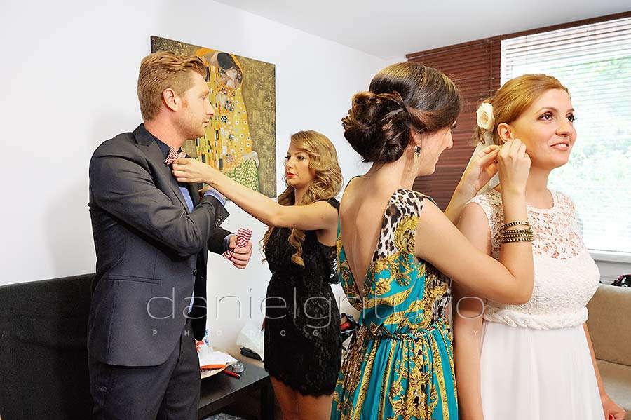 Fotograf nunta Elena si Cristian