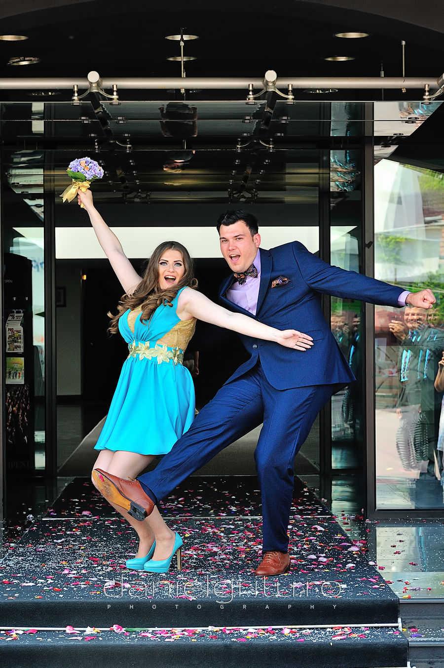 Cununie civila Otopeni | Andreea & Vlad | Fotograf nunta Bucures