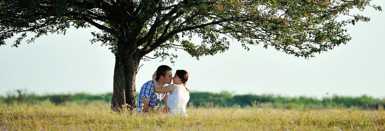 fotograf nunta | sesiune foto de logodna in natura