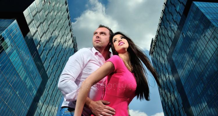 Sedinta foto de cuplu | Paola si Valentin | Bucuresti