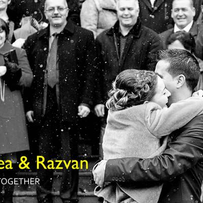 Cununie civila in Breaza cu Andreea si Razvan