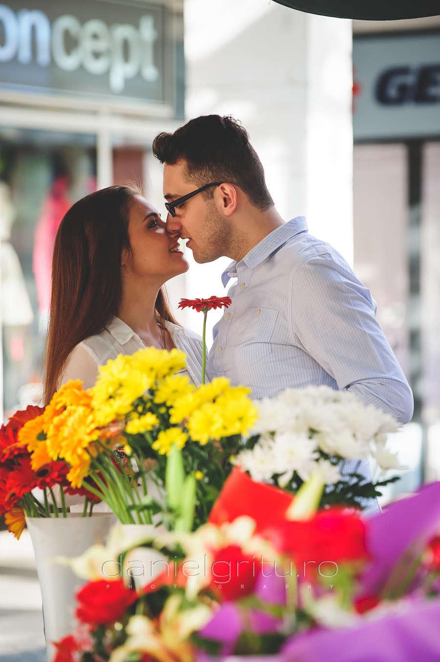 Sesiune foto de cuplu de ziua indragostitilor   Valentine`s Day