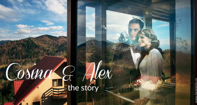 Fotograf nunta | Poveste de dragoste toamna cu Cosina si Alex in Sinaia