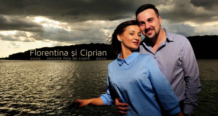 Florentina si Ciprian | Sedinta foto de cuplu | Snagov Club