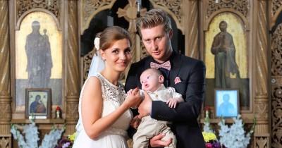 O zi fericita - Fotografie de nunta si botez - Elena si Cristian
