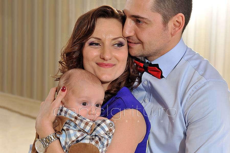 Fotografie botez Darius Andrei