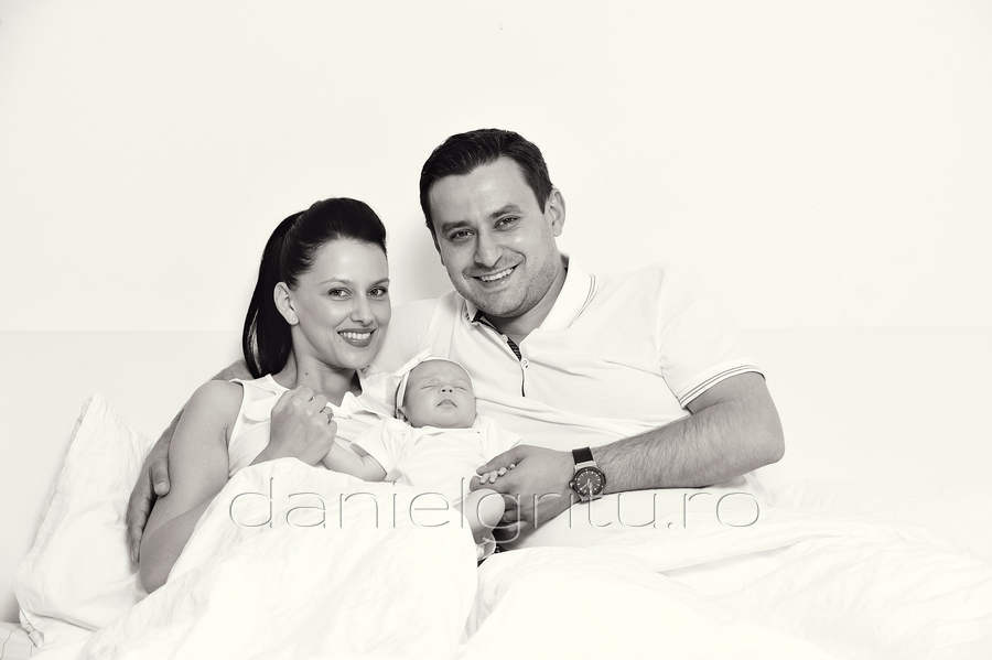 Sedinta foto de familie | Foto botez Ploiesti Sabrina