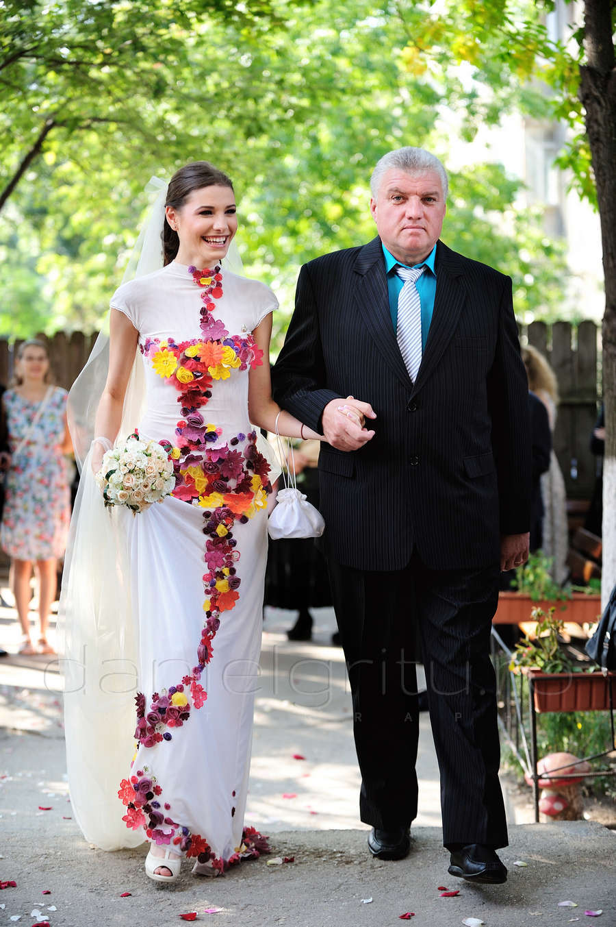 Nunta Ioana Picos si Mihai Fagadaru