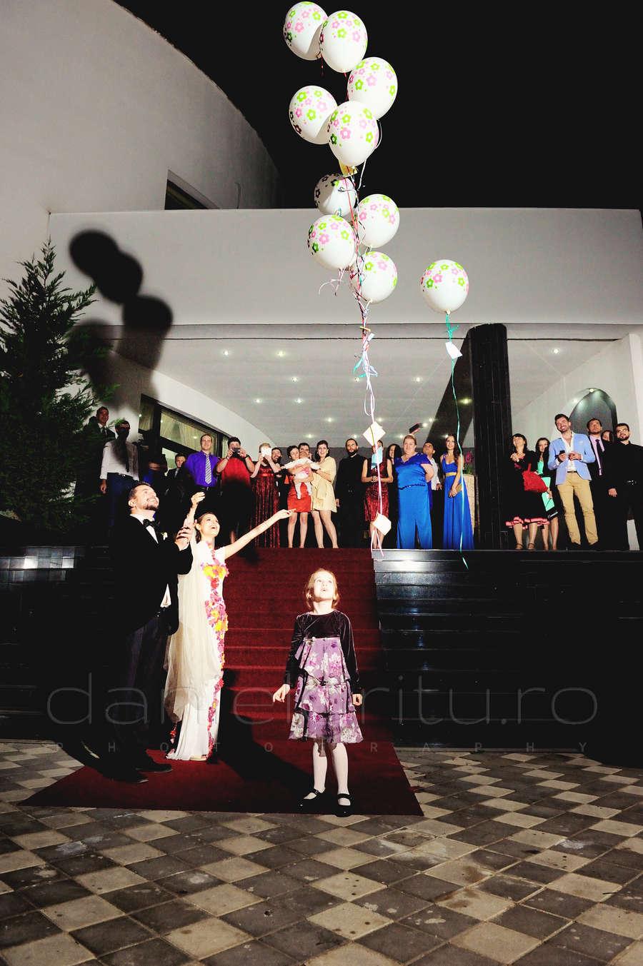 Nunta cu Ioana Picos si Mihai Fagadaru la Militari Ballroom