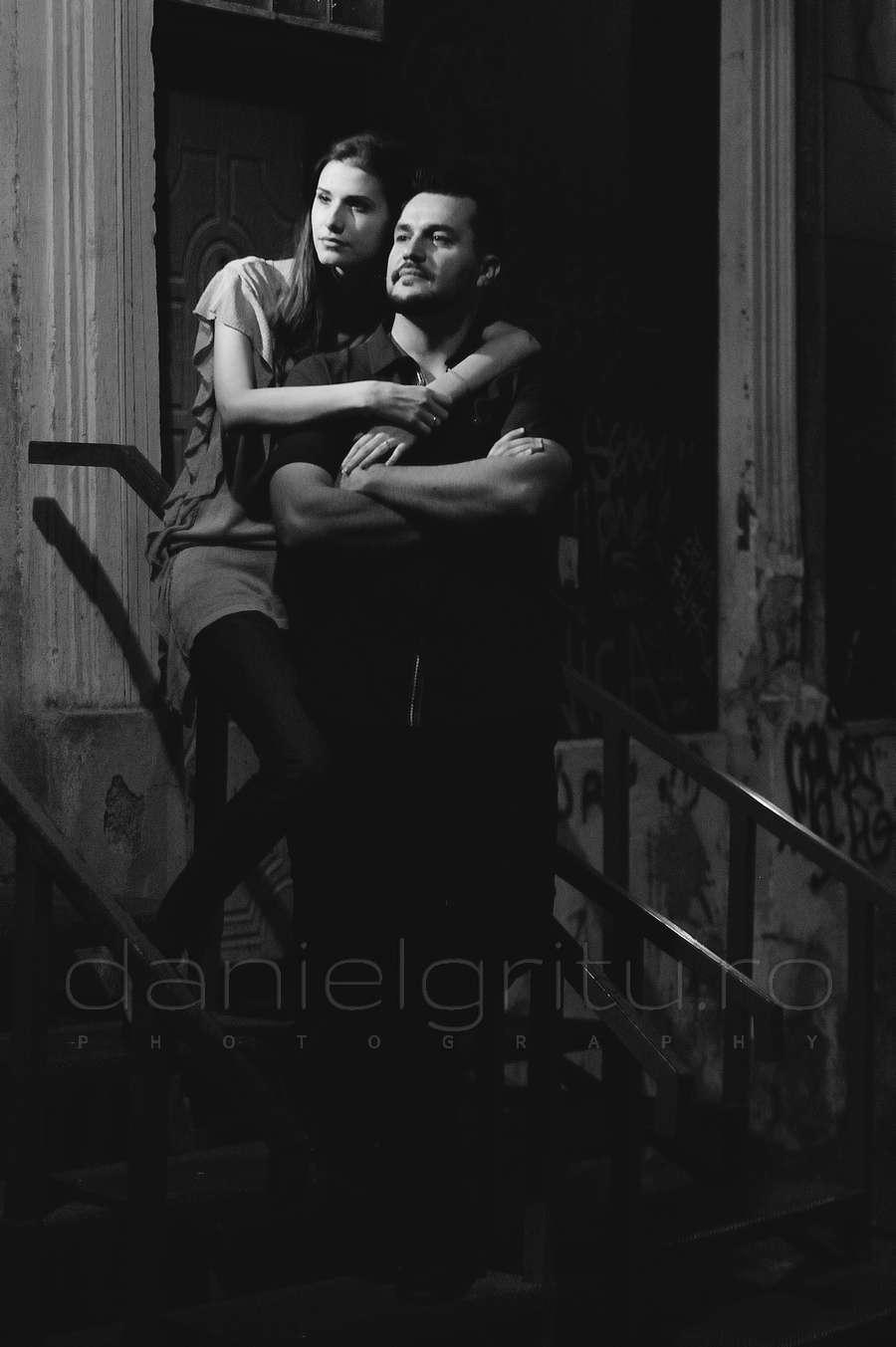 Fotograf nunta | Sesiune foto inainte de nunta cu Ioana si Mihai
