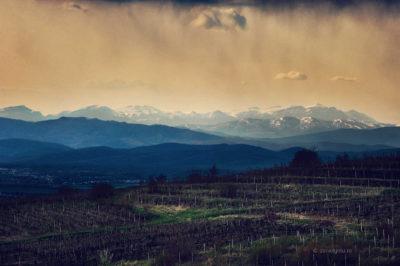 Fotografie de peisaj | Romania | Panorama muntii Bucegi si Baiului