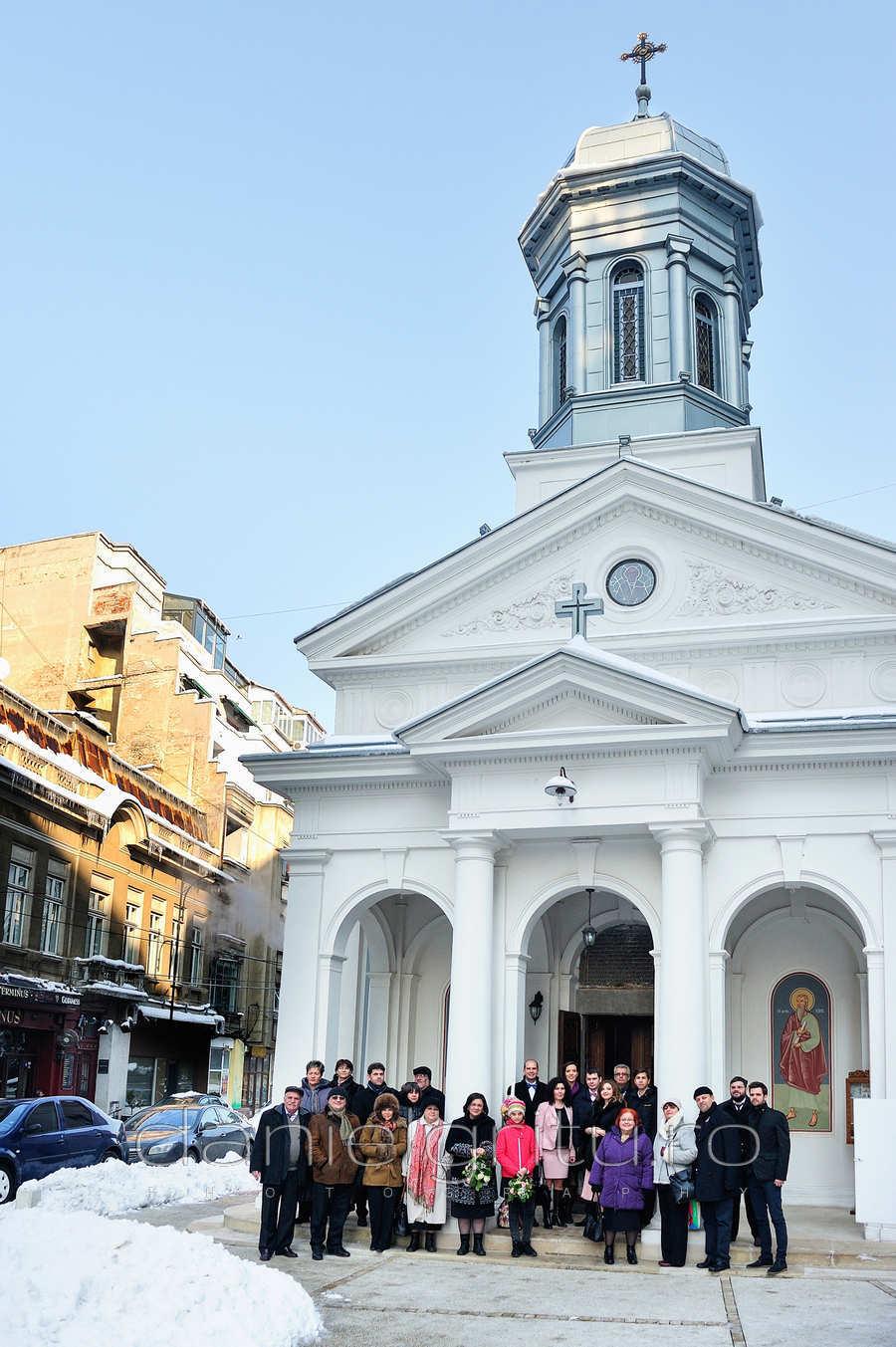 Foto botez Bucuresti   Maria Emma   Crown Cismigiu