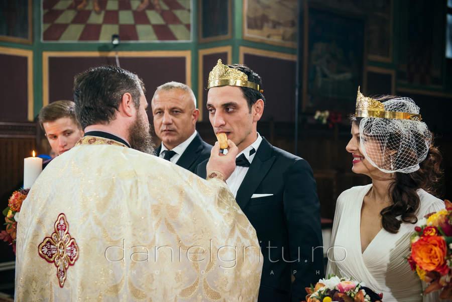 Fotograf nunta | Cosina si Alex | Nunta la Sinaia