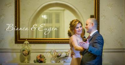 Fotografii nunta Bucuresti in februarie cu Bianca si Eugen