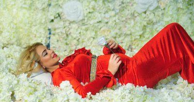 Sedinta foto maternitate de Craciun | Hala cu Flori Bucuresti