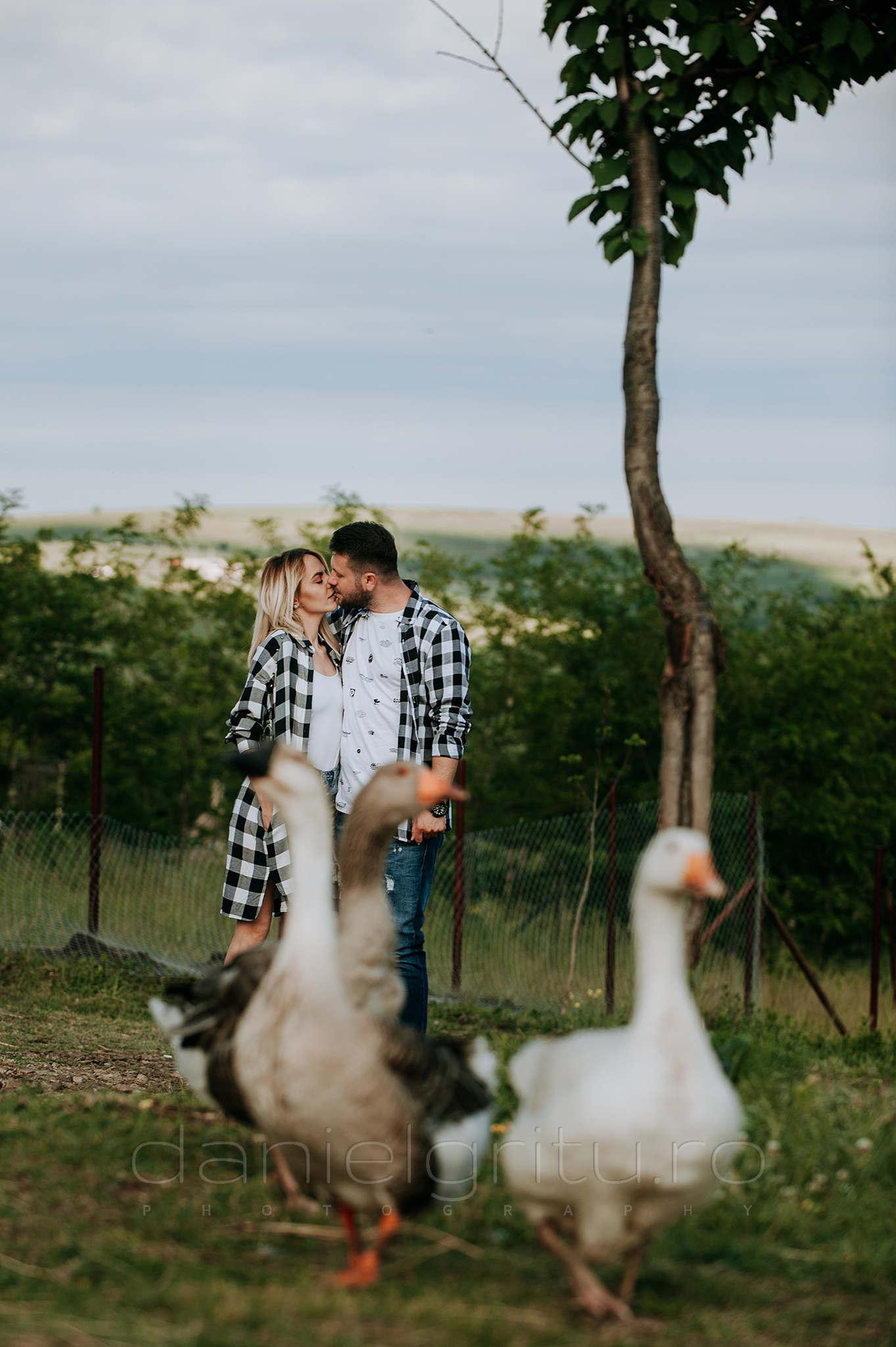 sedinta foto de cuplu la ferma dacilor