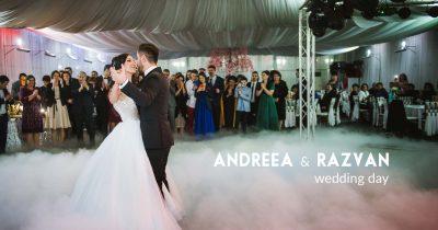 Fotografie de nunta in Ploiesti | Andreea si Razvan | Restaurant President