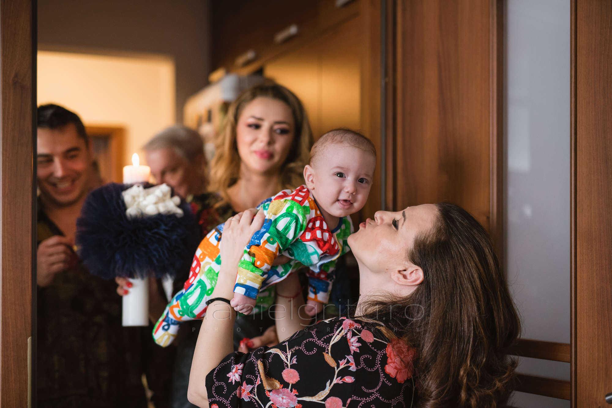 foto botez bucuresti a doua zi la baita