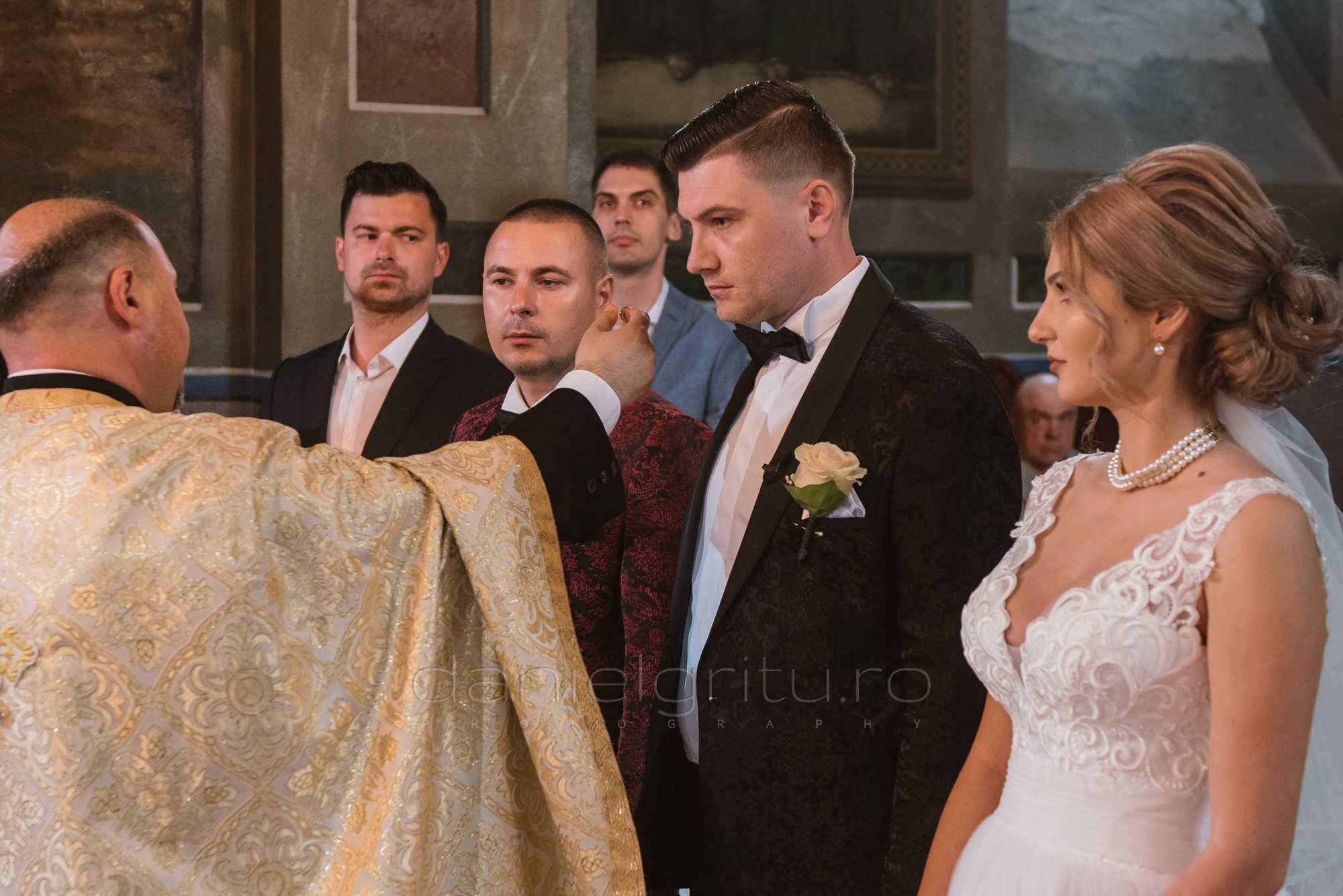foto nunta alexandria la restaurant Izabel