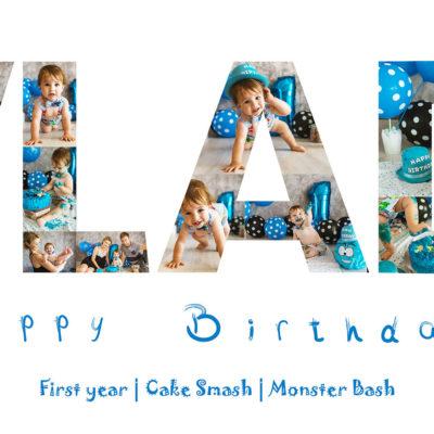 Primul tort aniversare un an