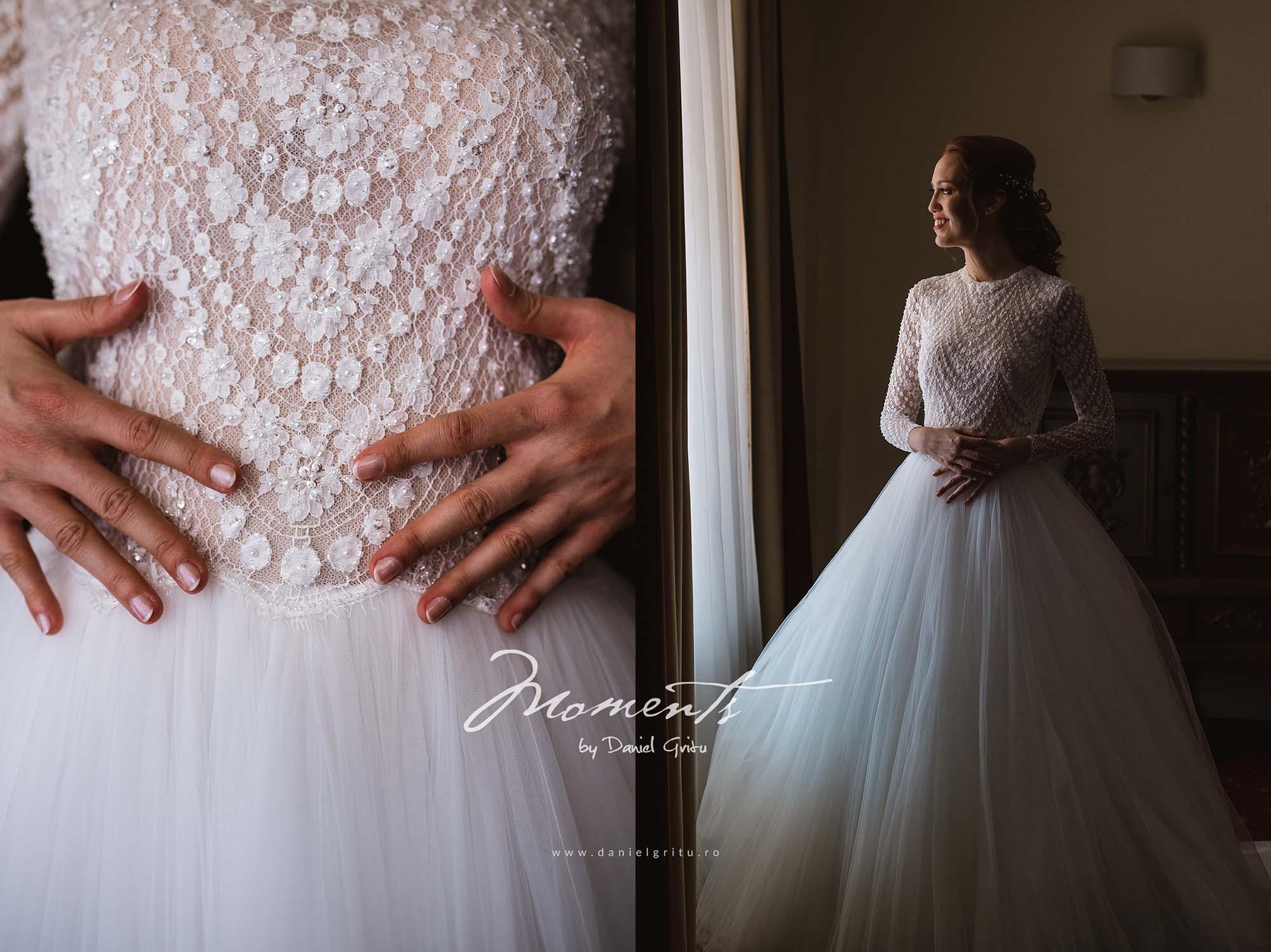 Fotograf nunta Cazino Sinaia