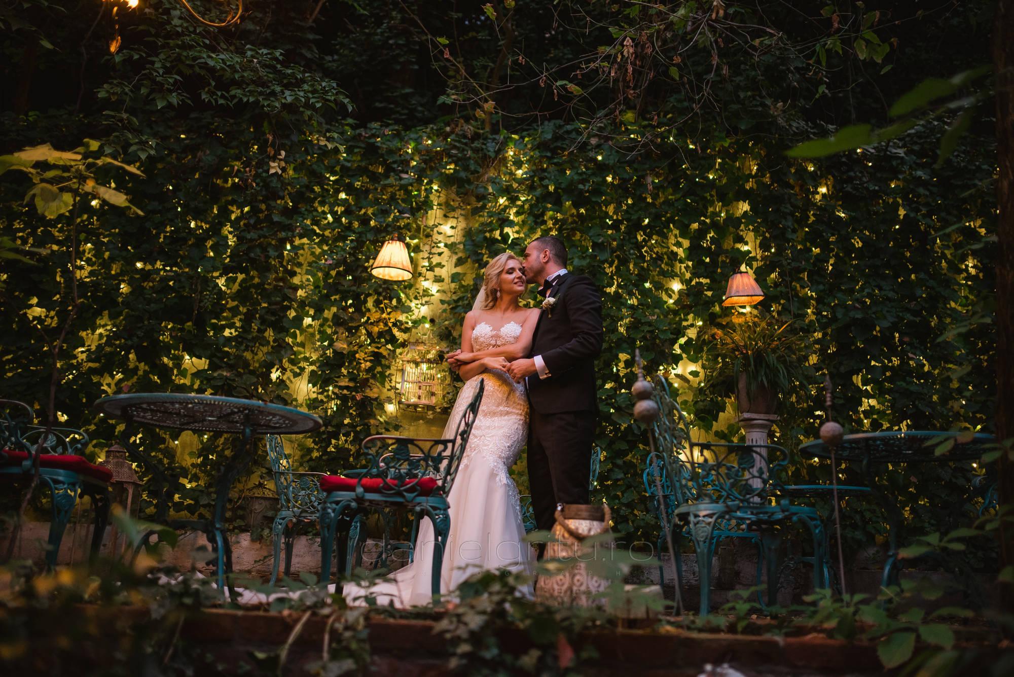 Sedinta foto nunta la Ceainaria Infinitea
